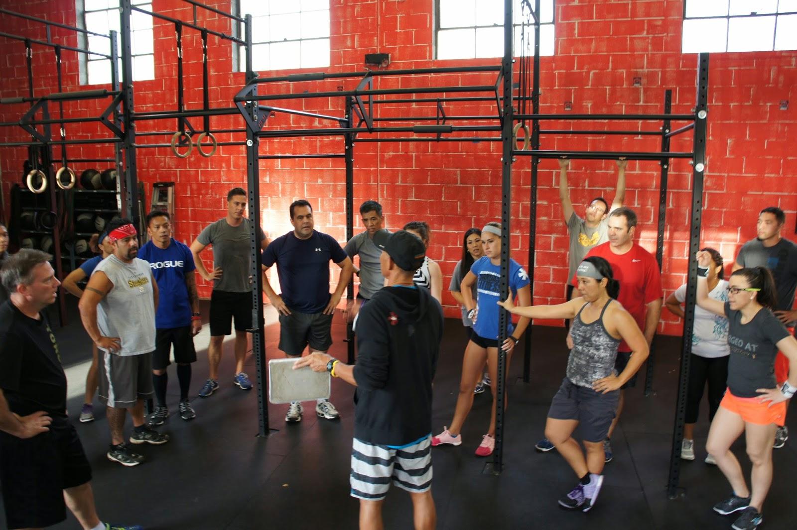 CrossFit Basics 2